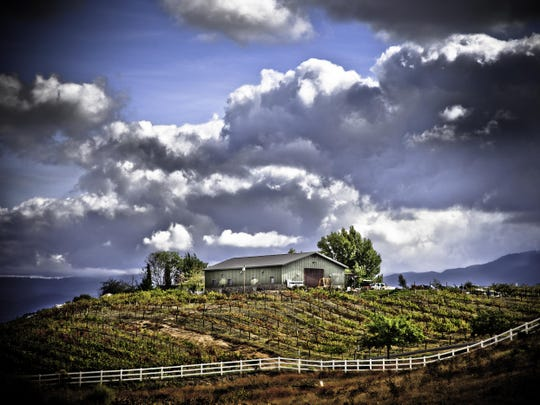 Winery is just one of more than 30 wineries on Temecula's wine trail.