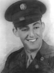Cpl. Cornett Mann, prisoner of war during the Korean