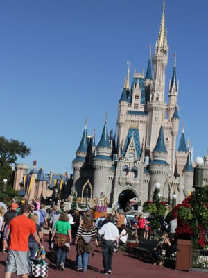 Disney World in Orlando, Fla.