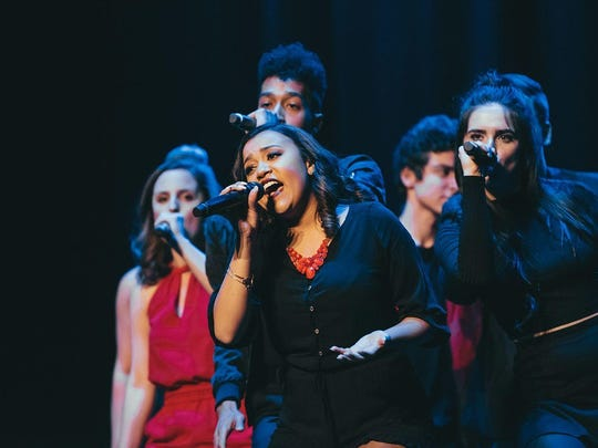 The International Championship of Collegiate A Cappella West Semifinal will be held at the Elsinore Theatre on Saturday, March 31.