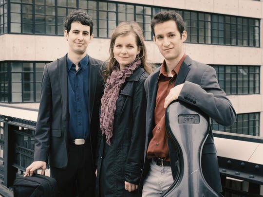 "Put this one on your Liszt, if you will pardon the pun. The Lysander Piano Trio - Itamar Zorman on violin ; Liza Stepanova on piano and Michael Katz on cello - will perform ""Hungarian Rhapsody No. 9"" by Franz Liszt and other works at 4 p.m. Sunday at Opperman Music Hall, on the FSU campus. The Lysander visit is part of the Artist Series. Tickets are $25 general public and $5 for students. Visit www.theartistseries.org."