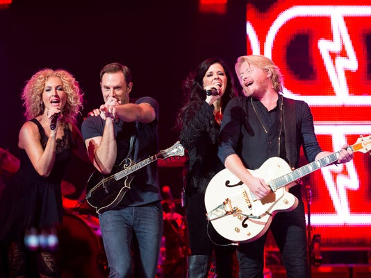 Review: Little Big Town keeps crowd dancing at Bank of