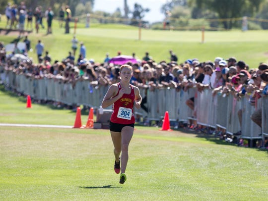 Scottsdale Chaparral High School Girls Cross Country