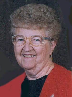 Cleo Tuttle, 84