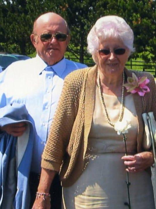 John and Mary Coffman
