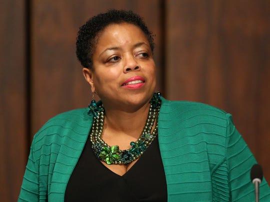 Memphis City Council member Jamita Swearengen