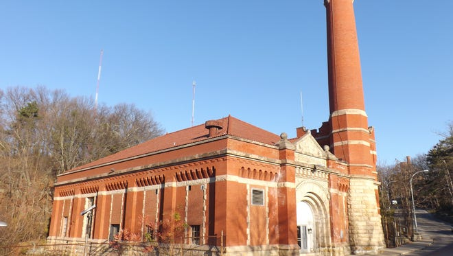 The former Eden Park Pump Station is expected to be developed into a brewery that will have a tap room and outdoor beer garden. The state awarded a grant Monday to assist in the site's cleanup and redevelopment.