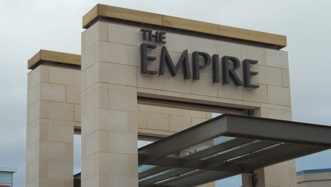 The Empire Mall in Sioux Falls