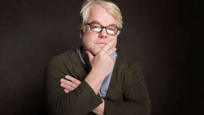 "Philip Seymour Hoffman poses for a portrait  during the Sundance Film Festival. Hoffman, 46, who won the Oscar for best actor in 2006 for his portrayal of writer Truman Capote in ""Capote,"" was found dead Feb. 2, in his New York apartment."