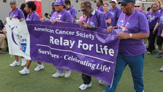Relay for Life in region this weekend.