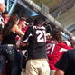 An ugly brawl broke out during the Cardinals-49ers game.
