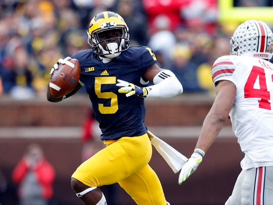 Jabrill Peppers, a do-everything player, is back for