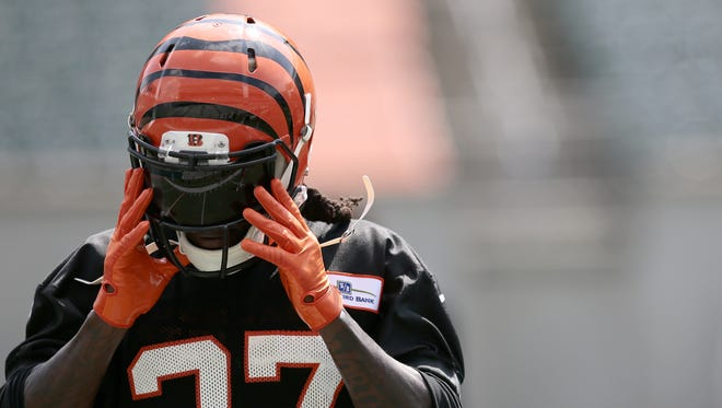 Bengals cornerback Dre Kirkpatrick is in line for a contract extension this offseason.