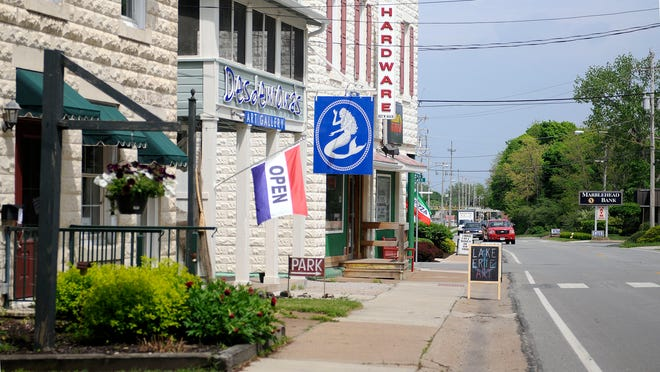 Theculturetrip.com named the village of Marblehead as one of the top 10 most beautiful towns in Ohio.