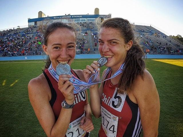 Off impressive track seasons, Chiles seniors Emma Tucker and Alexandra Wallace lead a strong Timberwolves cross country team, which could challenge for a 3A state title this season.