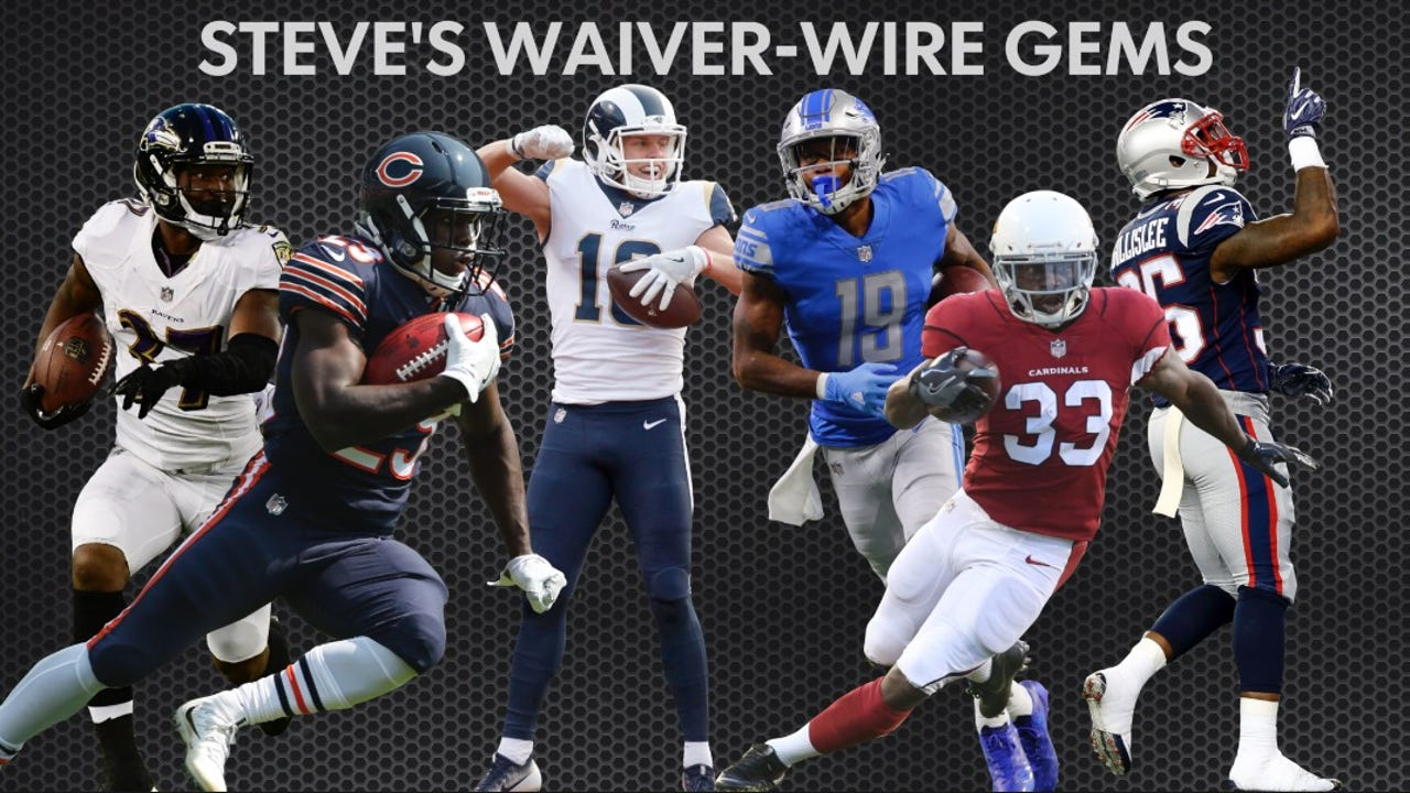 63c180703f3 Fantasy football  Waiver-wire gems for NFL Week 2