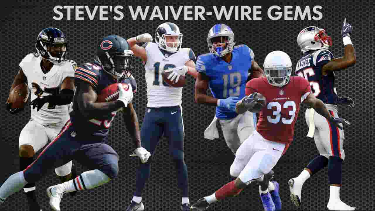 Fantasy football: Waiver-wire gems for NFL Week 2