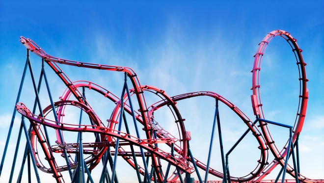 Municipal bond funds' wild ride doesn't have to be scary.