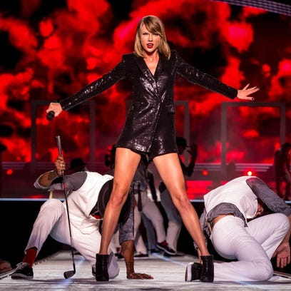 Taylor Swift will perform on Sept. 16 at Bankers Life