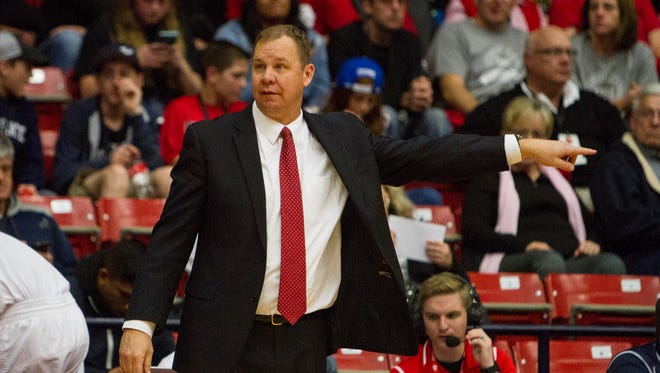 Dixie State head coach Jon Judkins is headed for another milestone on Saturday as he looks to win his 500th game of his coaching career against Hawaii-Hilo in the Burns Arena. Tipoff is scheduled for 7:30 p.m.