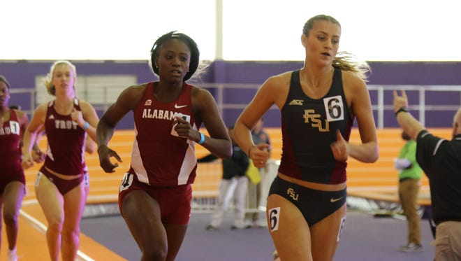 The Florida State track and field team came up big during its meet of the season at the Bob Pollock Invitational.