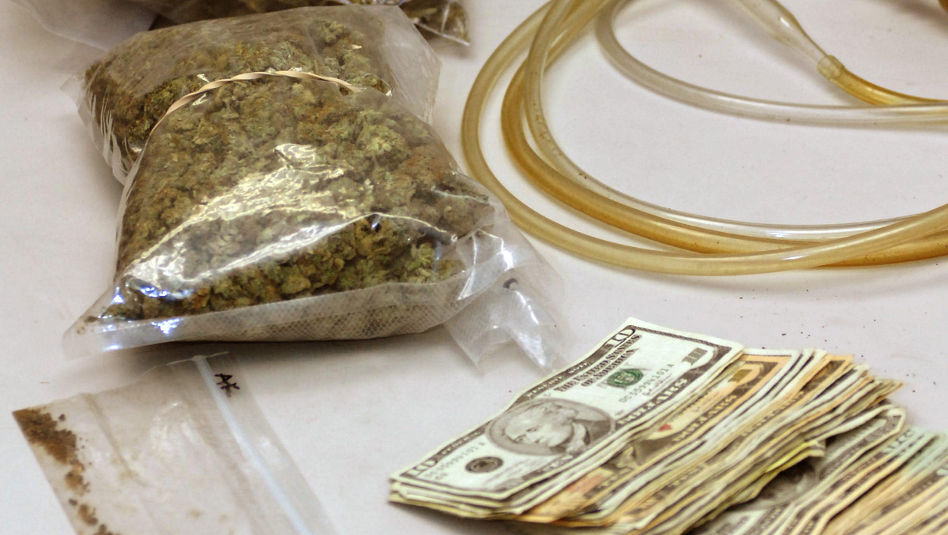 How will legalizing marijuana impact police work?