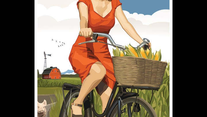 A look back: RAGBRAI posters by Mark Marturello