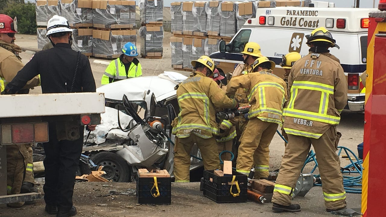 Head-on crash near Oxnard takes deadly toll