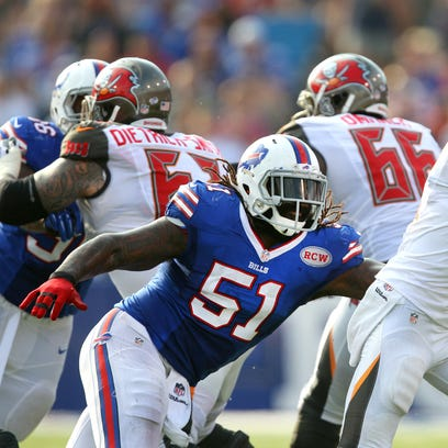 Bills LB Brandon Spikes is anxious to play against his old team the Patriots.