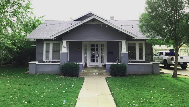 The Elliott House was built in 1929, and is one of Tempe's oldest historic properties.