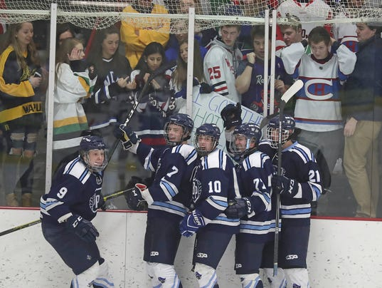 WI H.S.: Depth Carries Bay Port Hockey To First State Trip