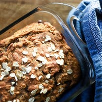 Valentine's brunch: Good-for-you banana bread