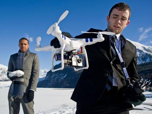 Drone Films Photo