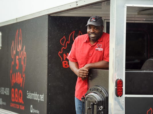 Englewood BBQ Operation Relief 1