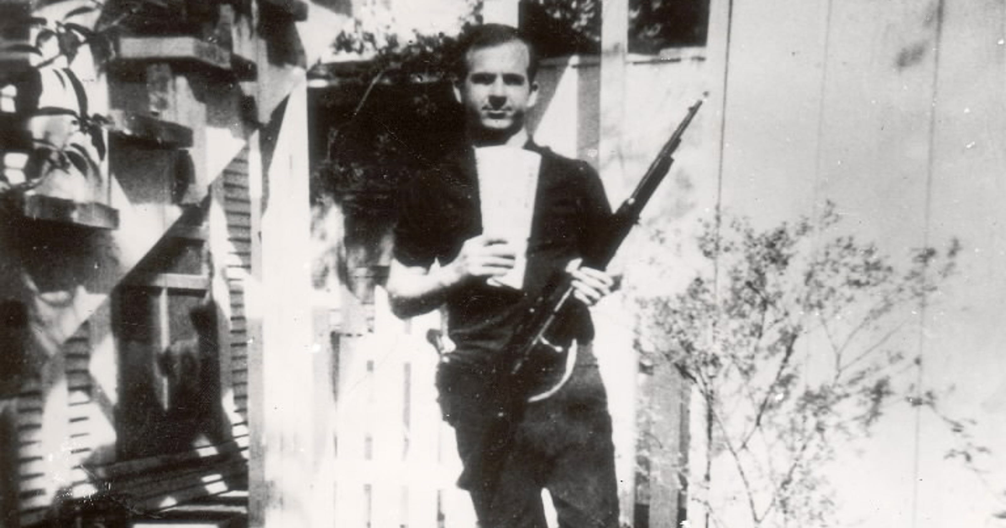 Verdict is in on whether Lee Harvey Oswald photo is a fake