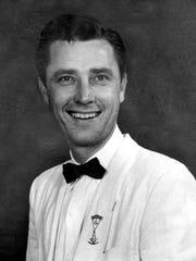 Jackson 'Jack' Hartman in 1956.