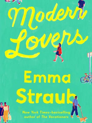 'Modern Lovers' by Emma Straub