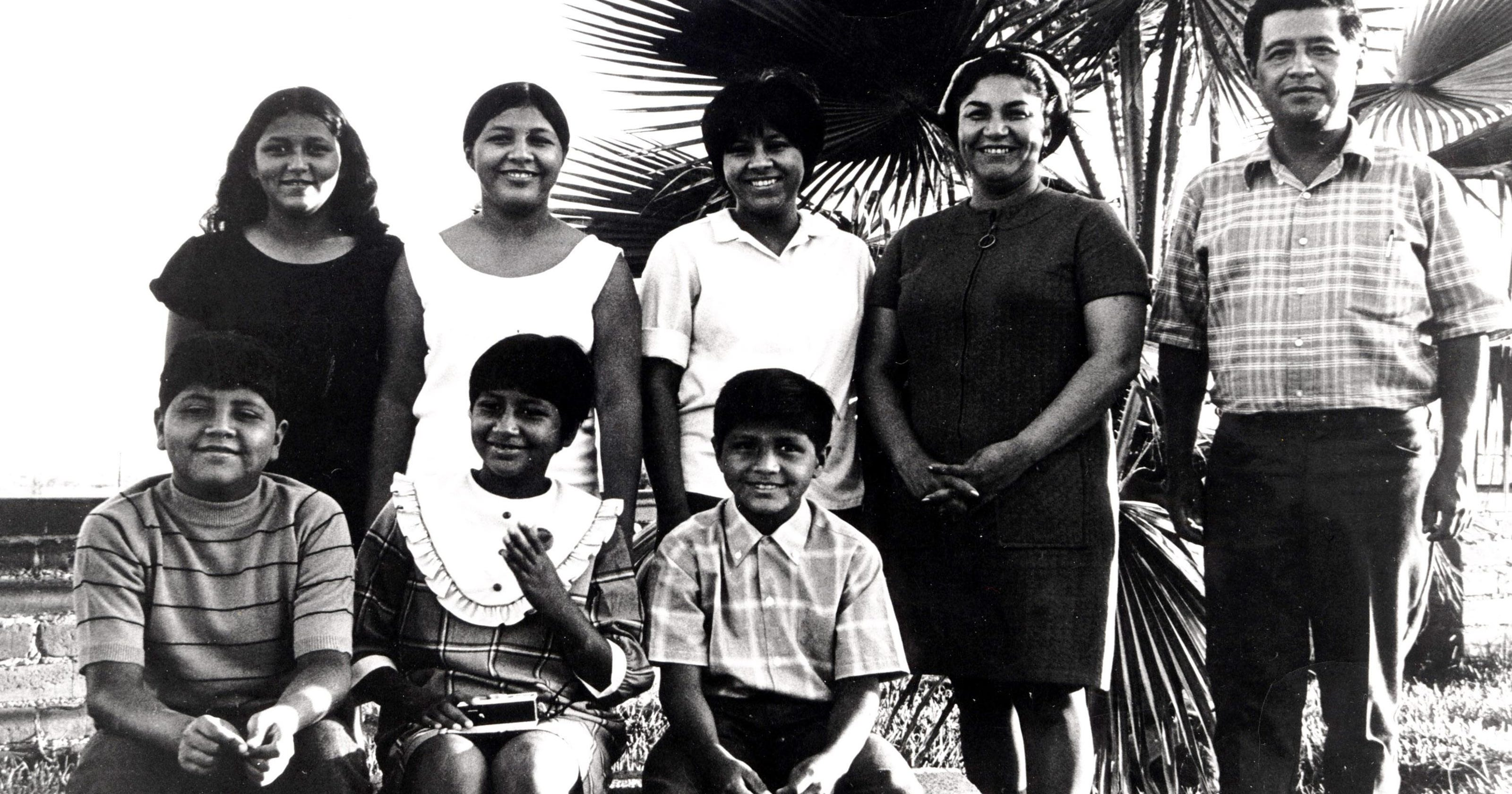 Helen Fabela Chavez, wife of Cesar Chavez, dead at 88