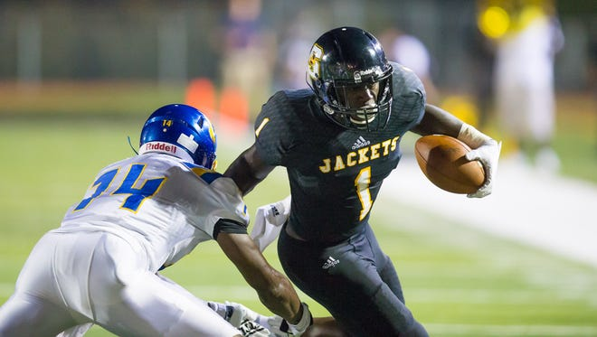 A.J. Brown and Starkville stayed at No. 2 in the latest Super 10.
