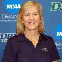 Drew golf coach Maura Ballard