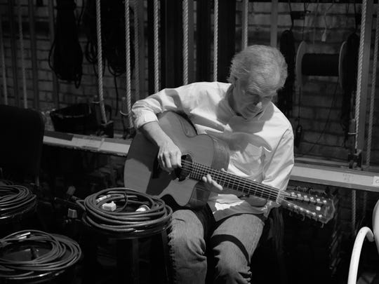 Acoustic guitarist Leo Kottke plays at Higher Ground on Tuesday.