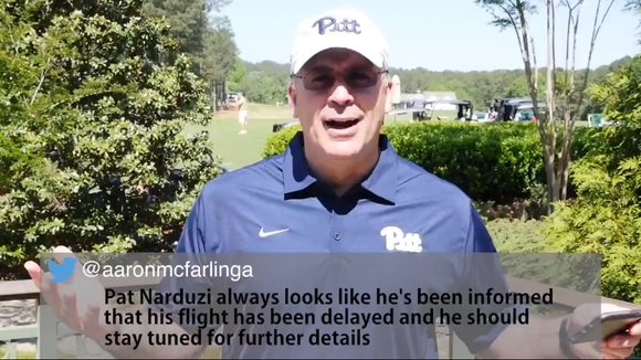 College football coaches read mean tweets: Brian Kelly 'Drinks Wine Coolers'