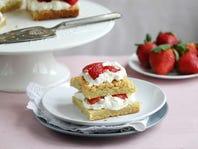 Strawberry Shortcake For Mom