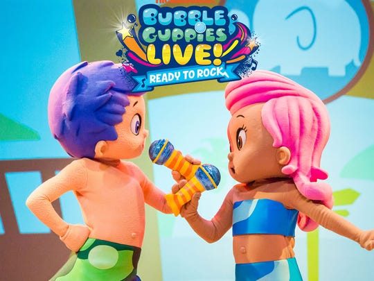 """Bubble Guppies Live! Ready to Rock"" sets out to help preschoolers acquire skills they'll use in kindergarten."