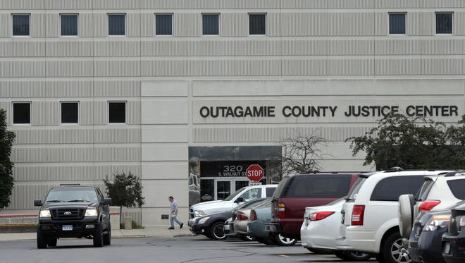 Outagamie County is looking to expand its facilities in downtown Appleton, including the Justice Center.