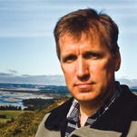 'The Bone Labyrinth' by James Rollins