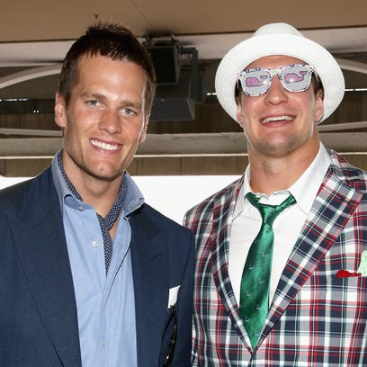 Rob Gronkowski the Patriots tight end buys stake in Gronkowski the Kentucky Derby horse