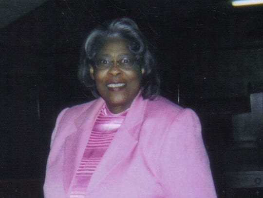 Versia McCauley Moore, the author's mother had breast
