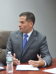 Current Dutchess County Executive Marc Molinaro.