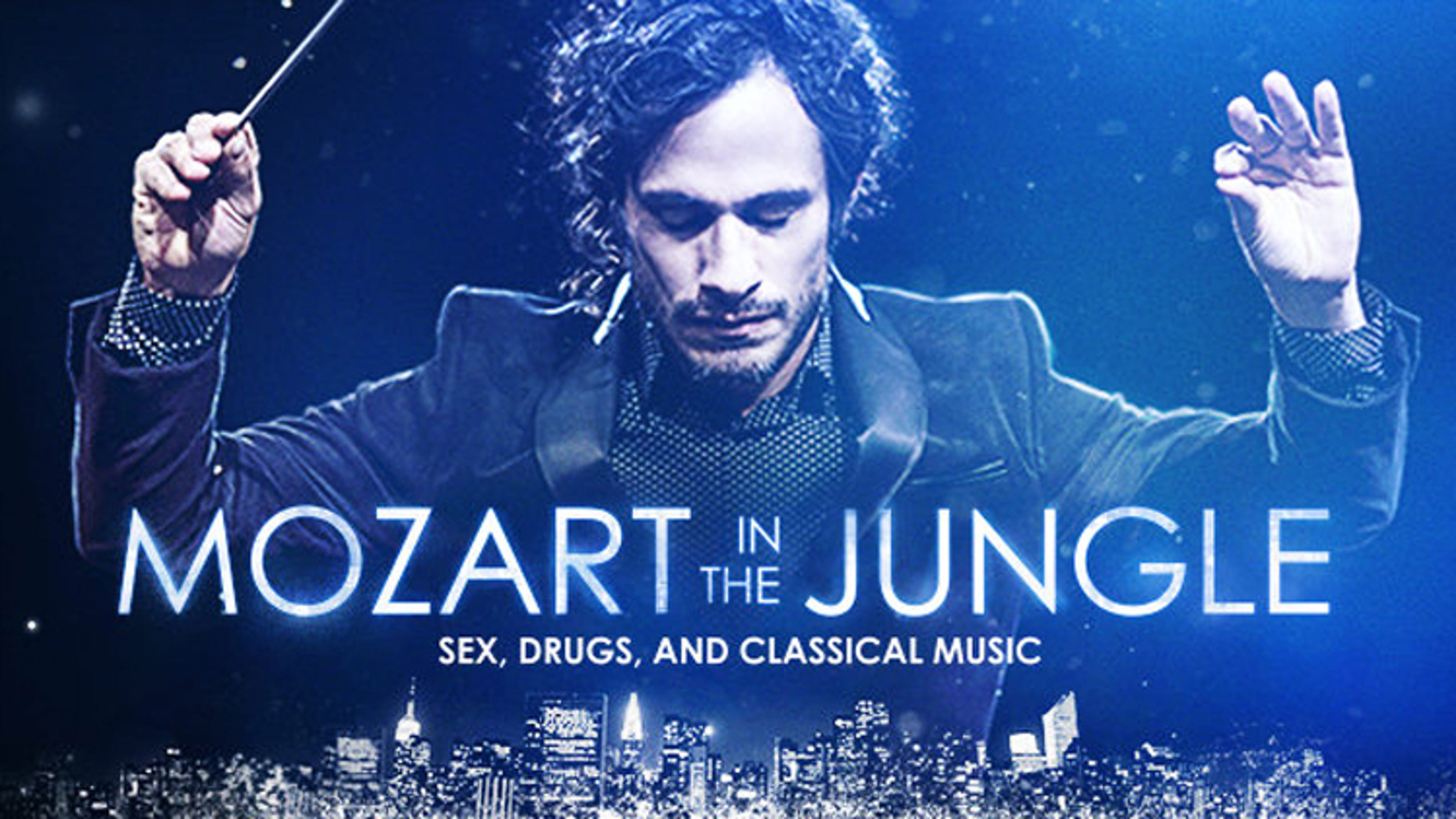Golden Globes-MozartInTheJungle-Musical